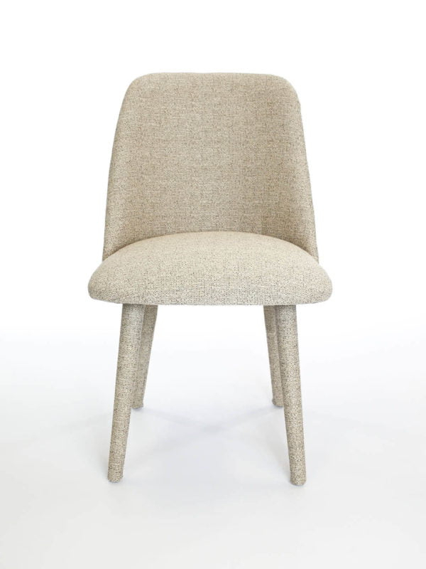 Victoria Chair – The Rug Collection Pertaining To Chiles Linen Side Chairs (View 4 of 20)
