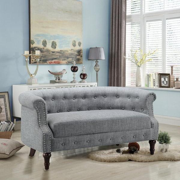 Victorian Sofas Inside Kjellfrid Chesterfield Chairs (View 5 of 20)