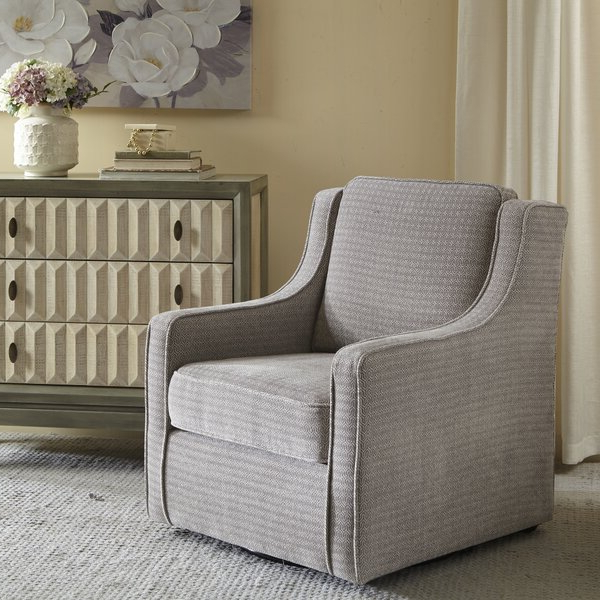 Featured Photo of Vineland Polyester Swivel Armchairs