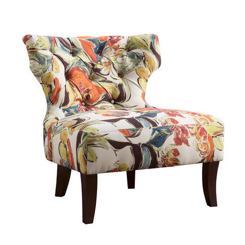 Waterton Wingback Chair | Armless Accent Chair, Wingback Regarding Waterton Wingback Chairs (View 2 of 20)