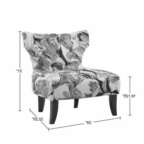 Waterton Wingback Chair For Waterton Wingback Chairs (View 5 of 20)