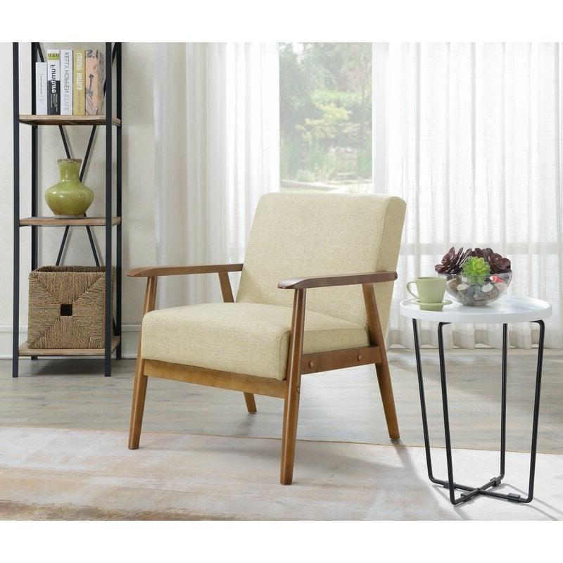 Wayfair Save Big Give Back Spring Sale 2020   Popsugar Home Inside Boyden Armchairs (View 16 of 20)