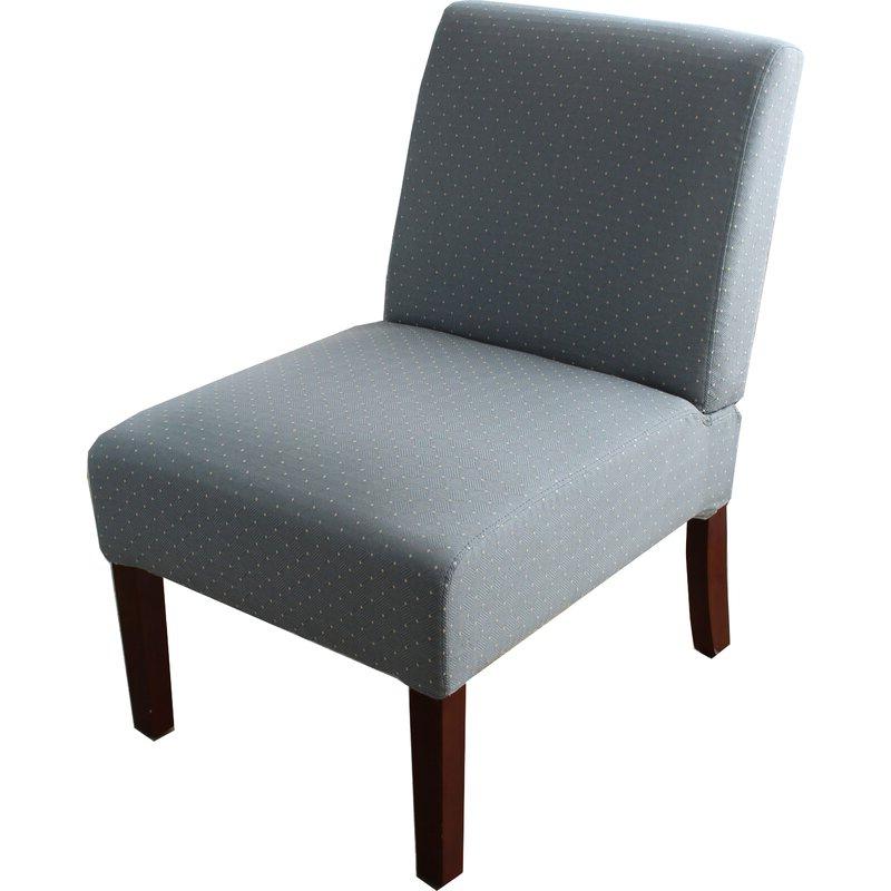 Wodehouse Slipper Chair Regarding Aniruddha Slipper Chairs (View 2 of 20)