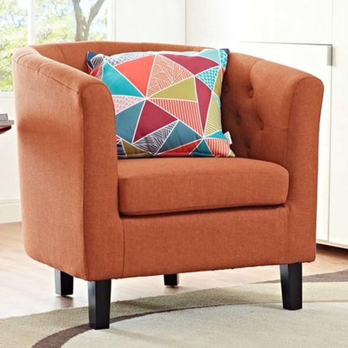 Ziaa Barrel Chair – Wayfair With Ziaa Barrel Chairs (View 15 of 20)