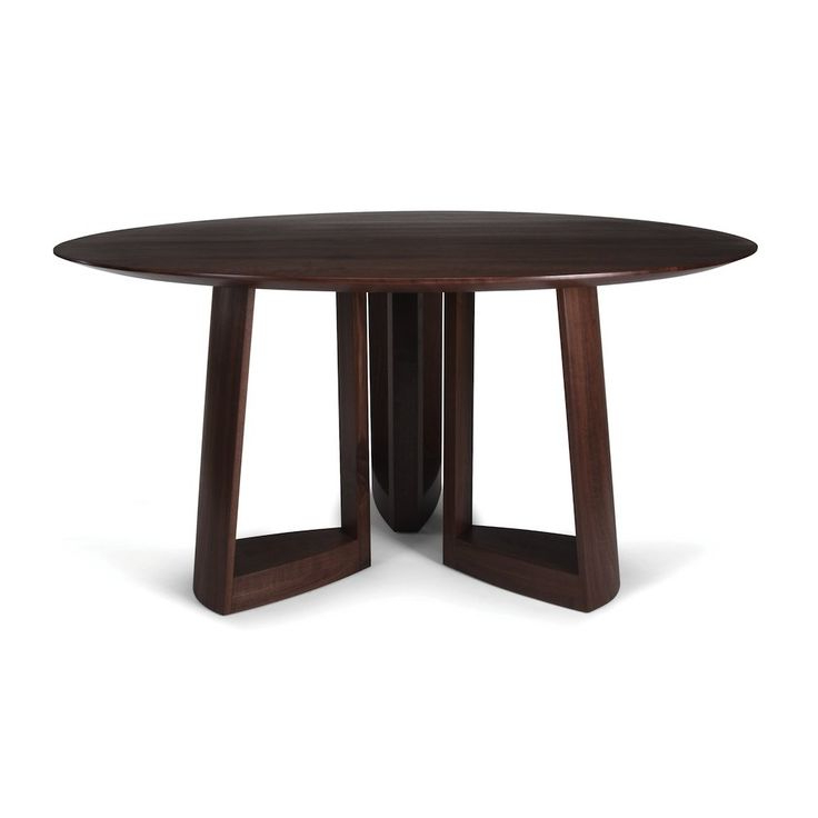 2019 Lineground Round Dining Table (View 3 of 20)