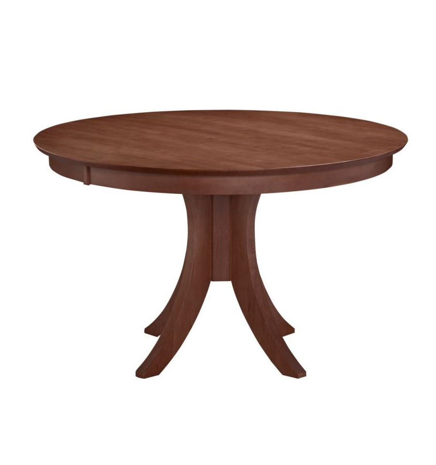 [%[48 Inch] Siena Round Dining Table With Pedestal Base Throughout Most Recently Released Exeter 48'' Pedestal Dining Tables|exeter 48'' Pedestal Dining Tables Intended For Well Known [48 Inch] Siena Round Dining Table With Pedestal Base|popular Exeter 48'' Pedestal Dining Tables In [48 Inch] Siena Round Dining Table With Pedestal Base|famous [48 Inch] Siena Round Dining Table With Pedestal Base Regarding Exeter 48'' Pedestal Dining Tables%] (View 6 of 20)