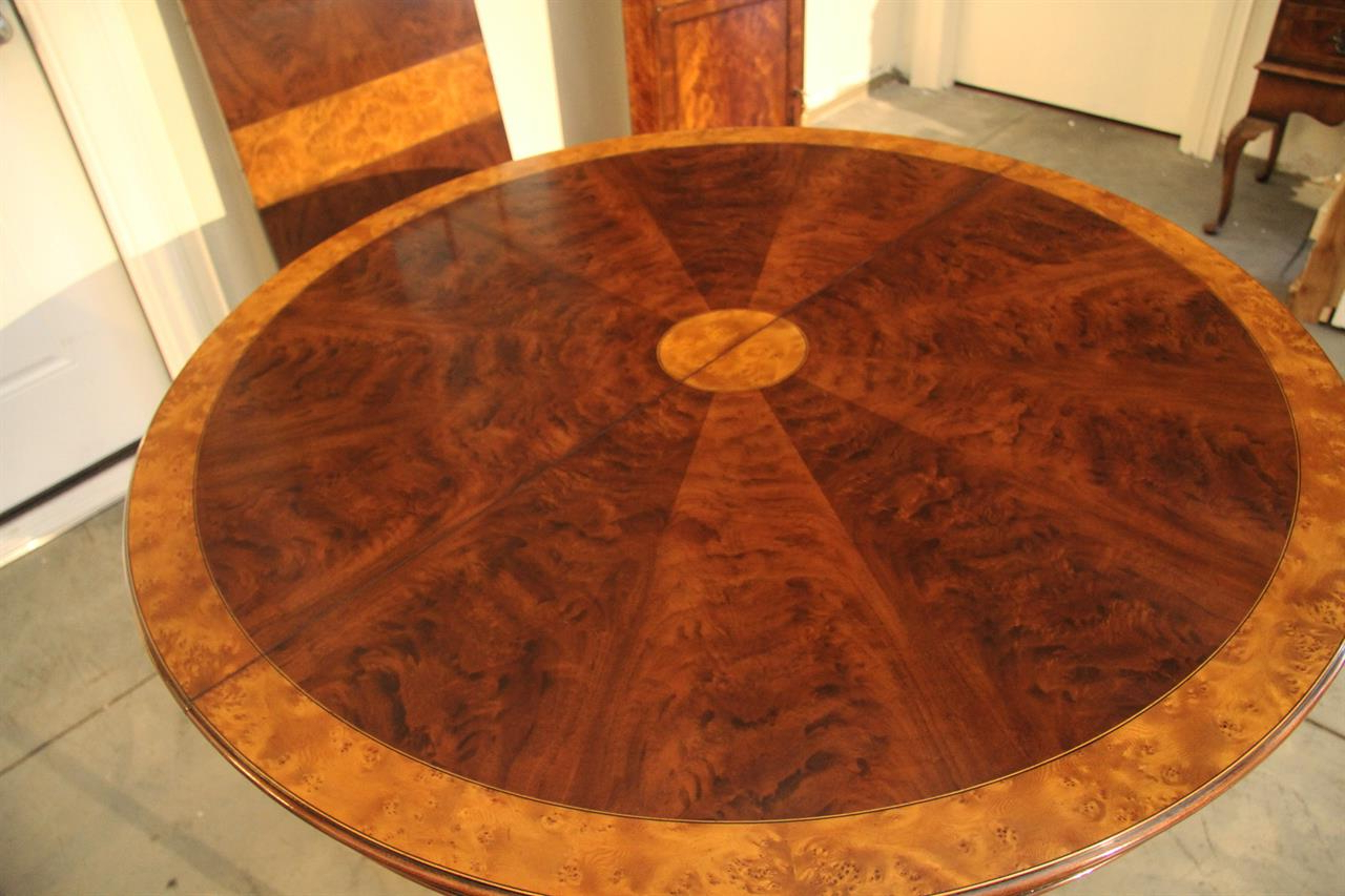 Corvena 48'' Pedestal Dining Tables Throughout Widely Used 48 Inch Round Table Theodore Alexander 5405 (View 13 of 20)