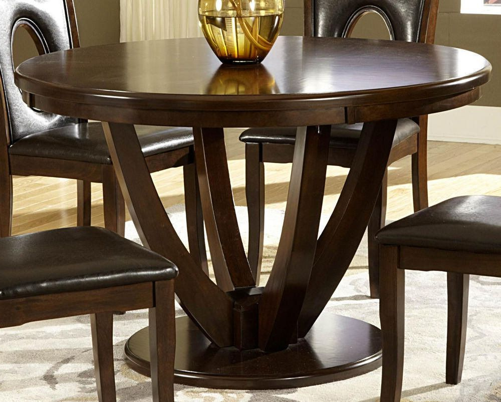 Corvena 48'' Pedestal Dining Tables Within Trendy 100+ 48 Inch Round Table With Leaf – Best Office Furniture (View 20 of 20)