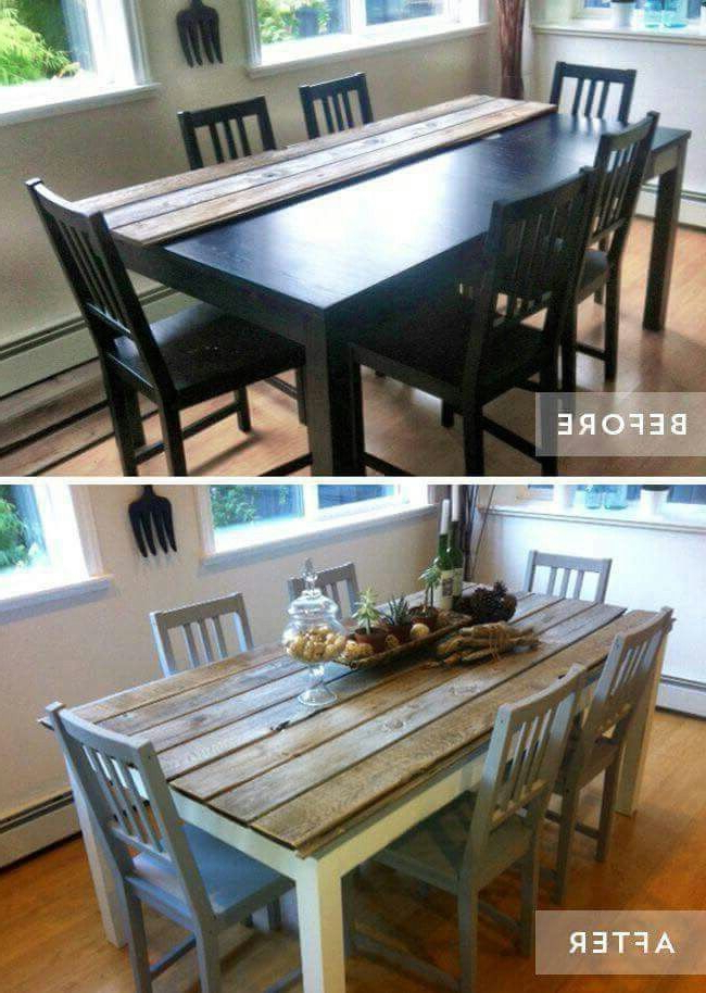 Diy Dining Within Trendy Desiree (View 12 of 20)