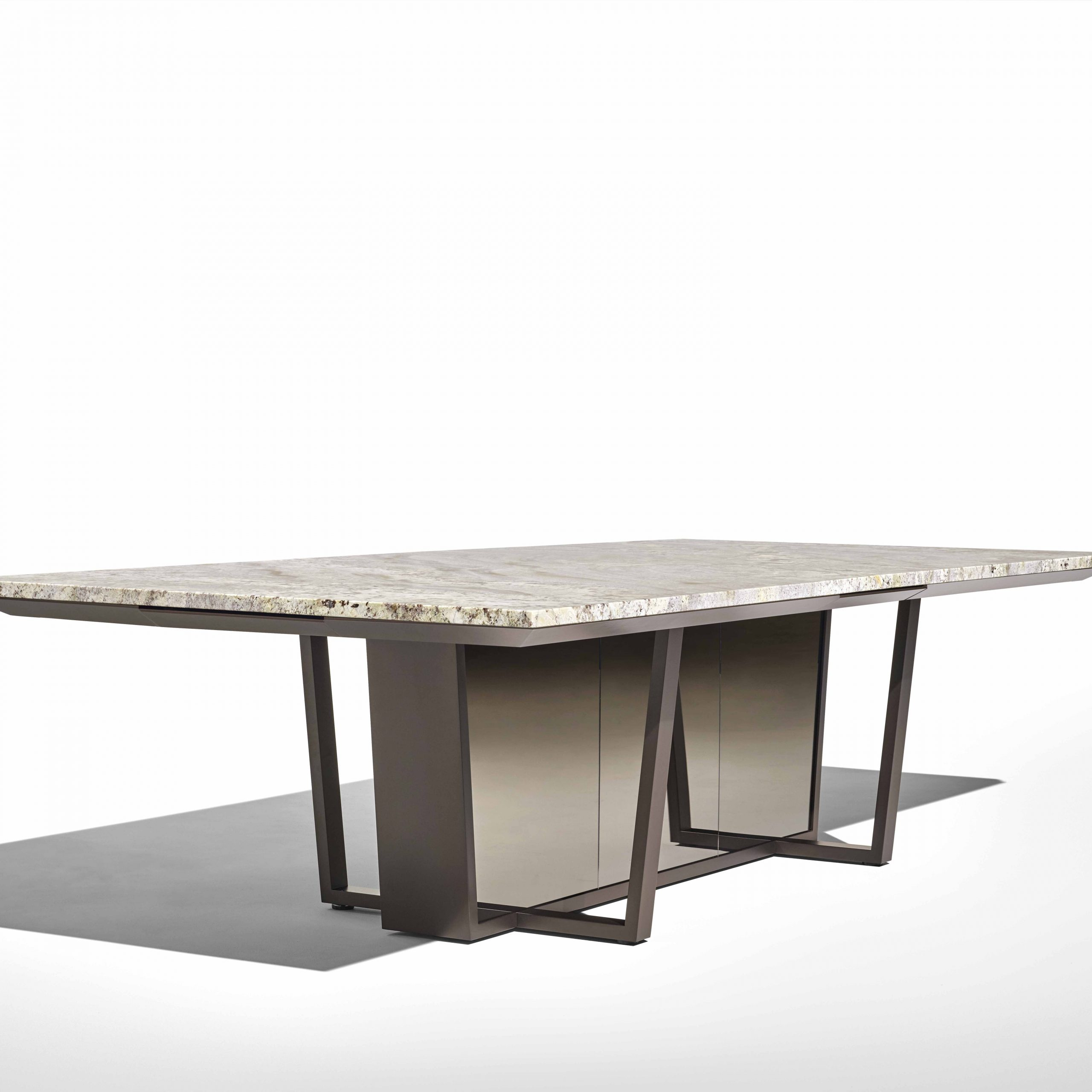 Most Popular Crilly 23.6'' Dining Tables In Crossbeam Designedlauren Rottet (View 9 of 20)