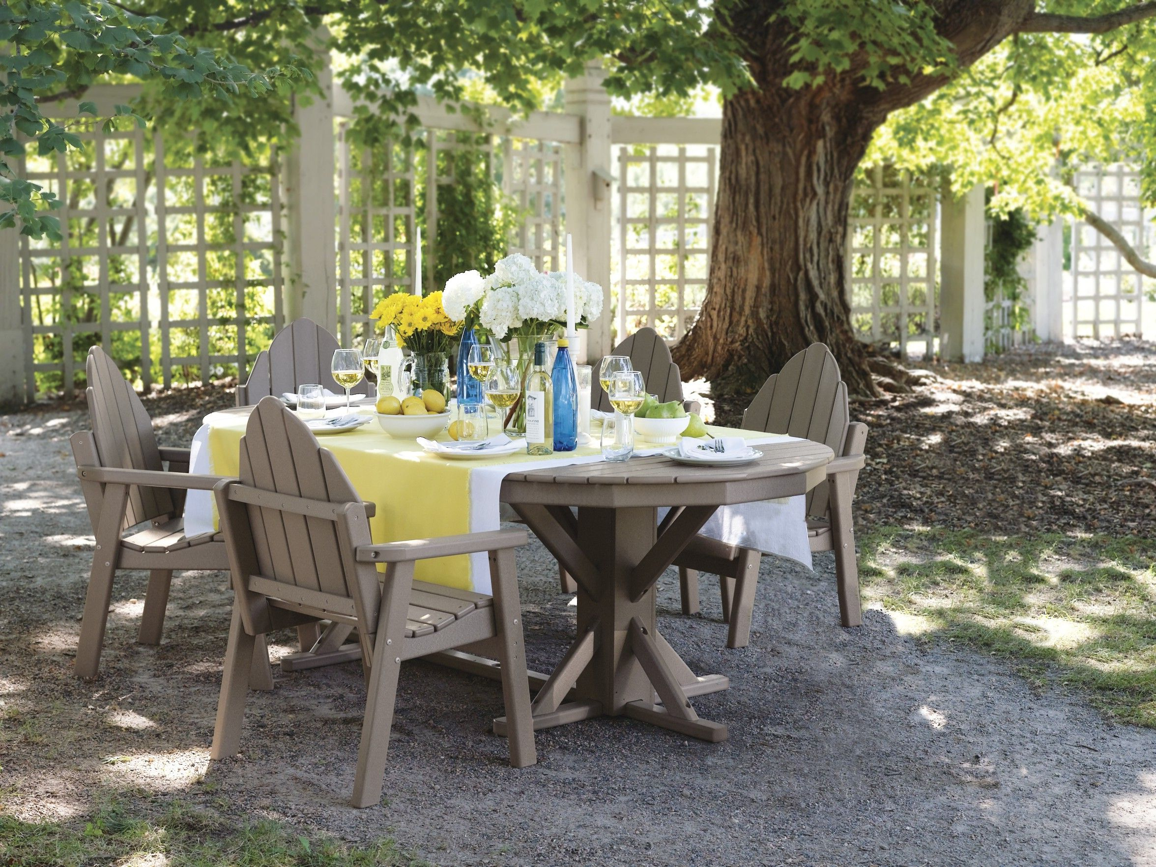 Outdoor Dining Spaces (View 3 of 20)
