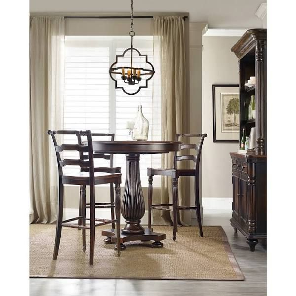 Steven 55'' Pedestal Dining Tables In Popular Pingina Neill On Furnishings (View 19 of 20)