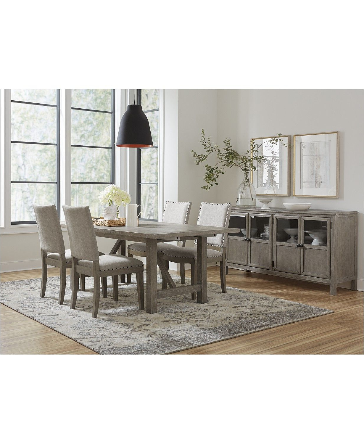 Tudor City 28'' Dining Tables Inside 2019 Furniture Parker Expandable Dining Furniture Collection (View 10 of 20)