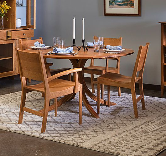 Vernon Pedestal Dining Table (View 6 of 20)