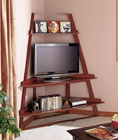 15 Stylish Design Tall Tv Stand For Bedroom Ideas With Space Saving Black Tall Tv Stands With Glass Base (View 1 of 20)