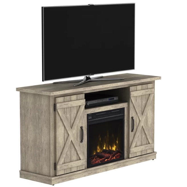 """37+ Creative Diy Corner Tv Stand Designs And Ideas For Within Rustic Corner 50"""" Solid Wood Tv Stands Gray (View 7 of 20)"""