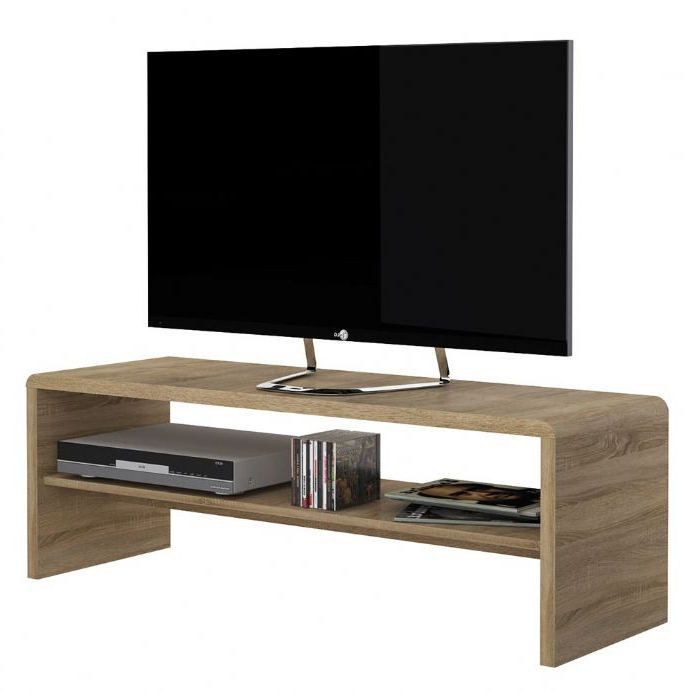 4 You Wide Coffee Table Tv Unit In Sonama Oak Regarding Tiva Ladder Tv Stands (View 7 of 11)
