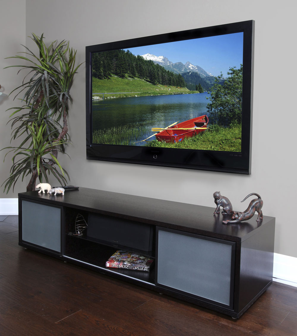 """75 Inch Tv Stand With Storage In Tv Stands In Chrissy Tv Stands For Tvs Up To 75"""" (View 5 of 20)"""
