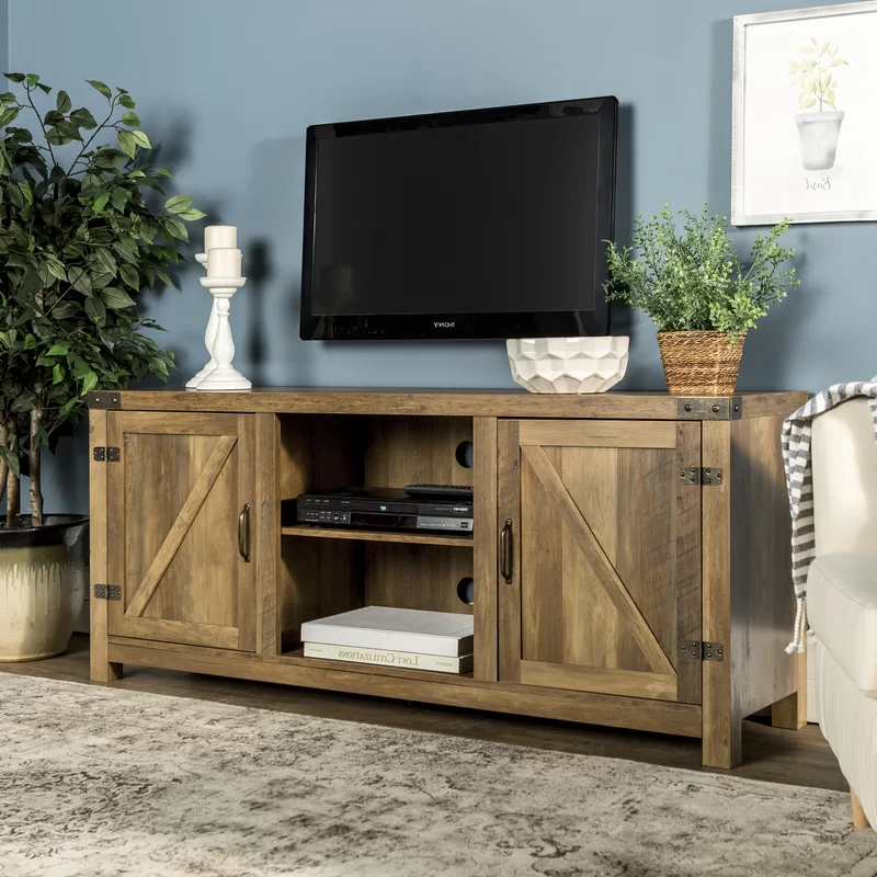 """Adalberto Tv Stand For Tvs Up To 65"""" With Fireplace Inside Adalberto Tv Stands For Tvs Up To 78"""" (View 3 of 20)"""