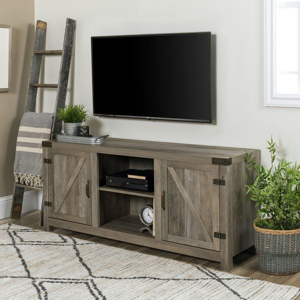 """Adalberto Tv Stand For Tvs Up To 65"""" With Optional With Adalberto Tv Stands For Tvs Up To 78"""" (View 4 of 20)"""