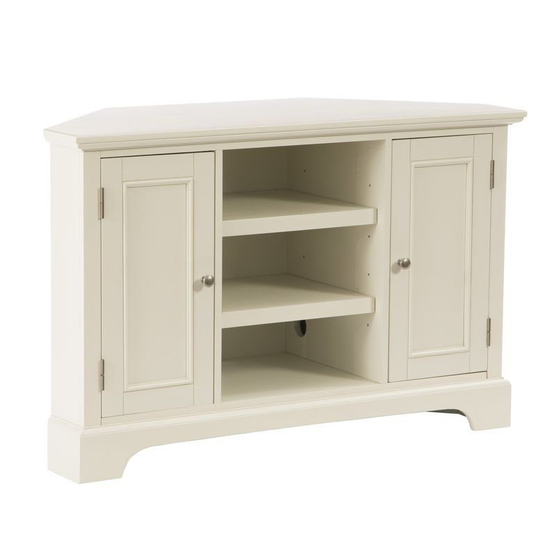 Alcott Hill Steelton Sherbourne Corner Tv Stand & Reviews With Regard To Sherbourne Oak Corner Tv Stands (View 2 of 20)