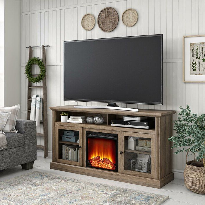 """Alpharetta Tv Stand For Tvs Up To 70"""" 