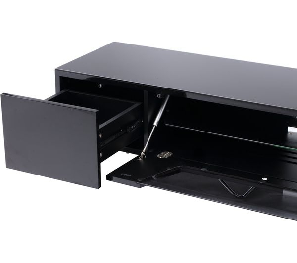 Alphason Chromium 2 1600 Tv Stand – Black Deals   Pc World With Chromium Tv Stands (View 13 of 20)
