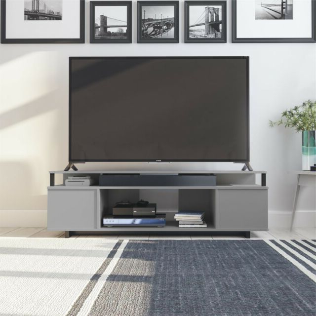 Ameriwood Home Carson Tv Stand For Tvs Up To 50 Inches Throughout Penelope Dove Grey Tv Stands (View 9 of 20)