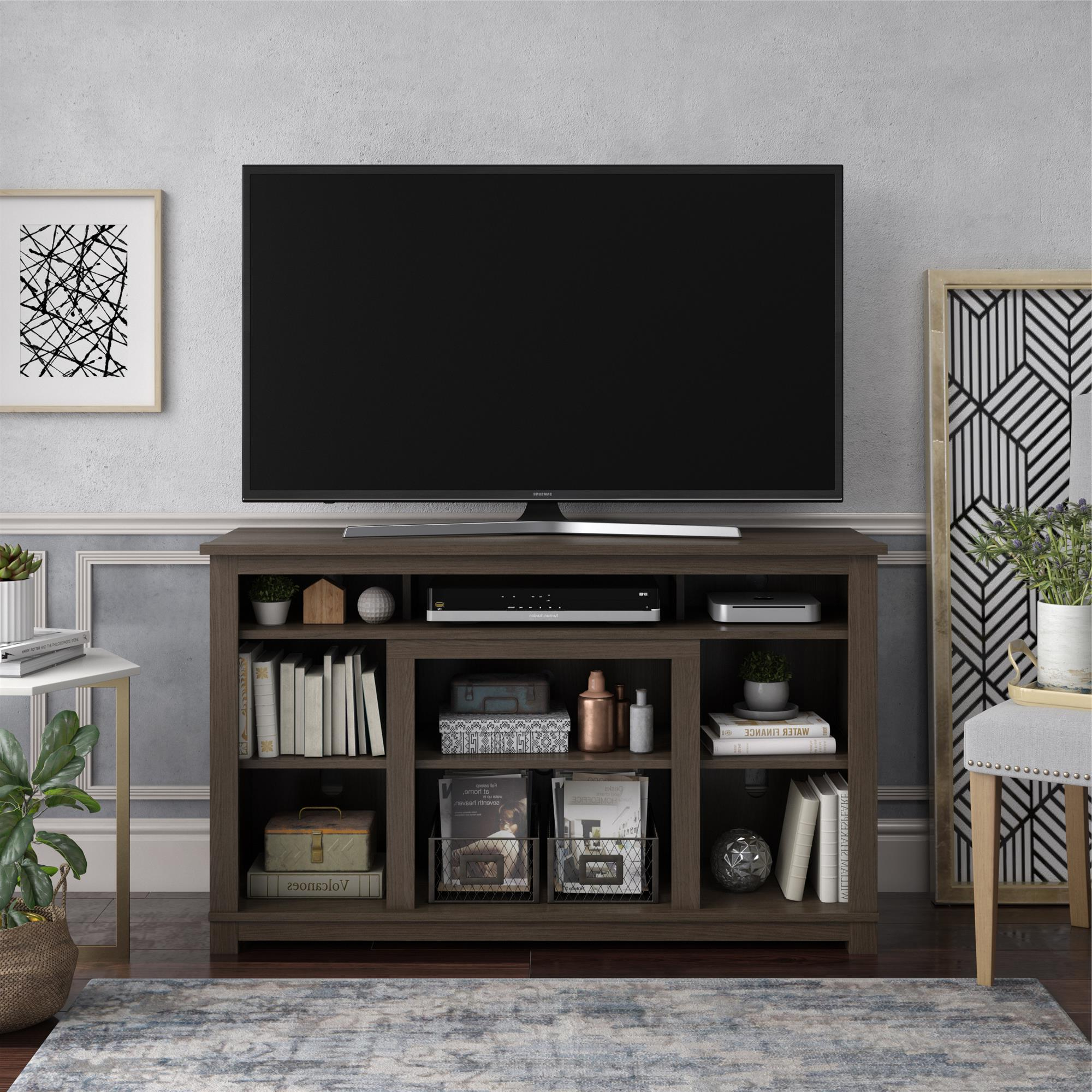 """Ameriwood Home Edgewood Tv Stand For Tvs Up To 55 Pertaining To Spellman Tv Stands For Tvs Up To 55"""" (View 5 of 20)"""