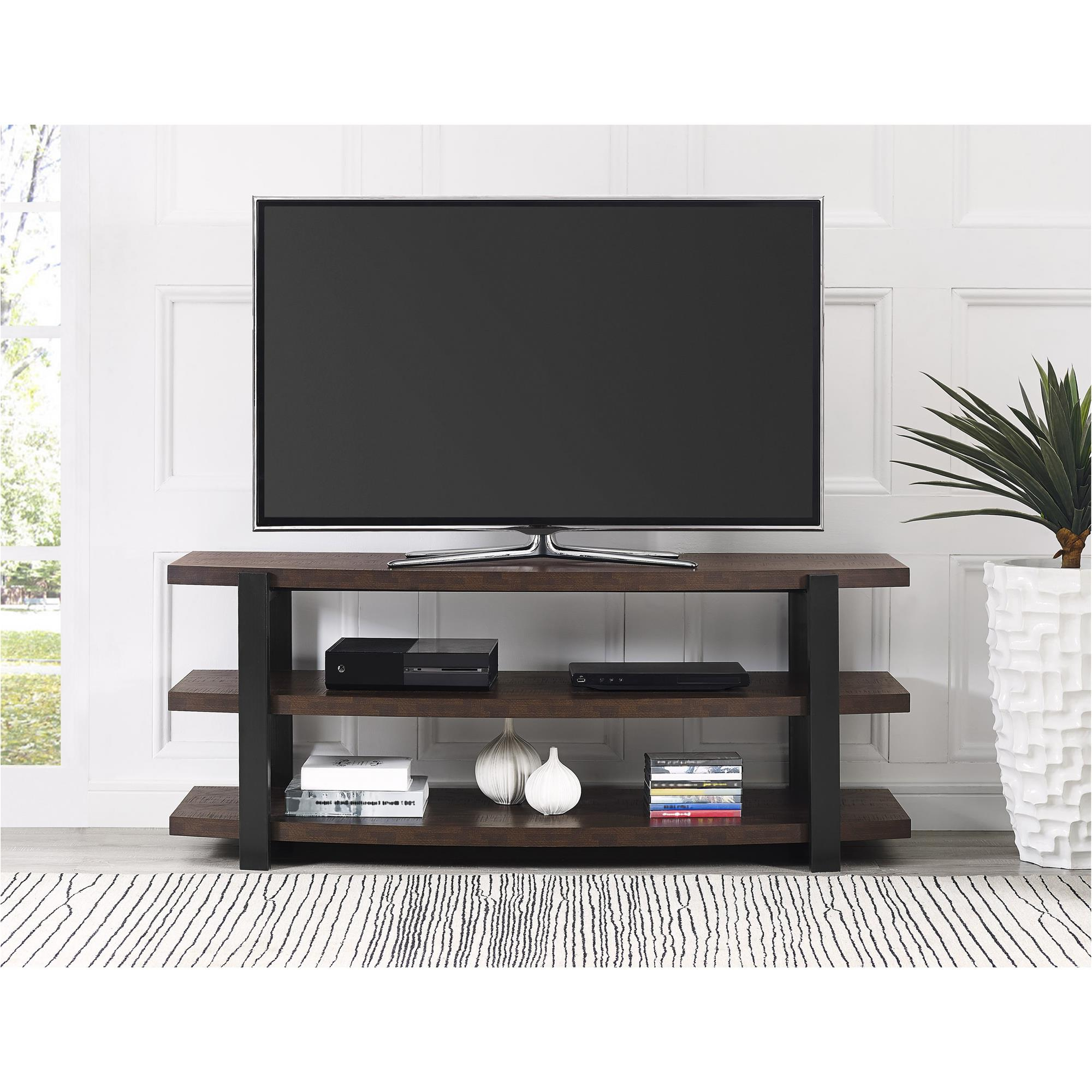 """Ameriwood Home Garon Tv Stand For Tvs Up To 70"""", Multiple Inside Kinsella Tv Stands For Tvs Up To 70"""" (View 10 of 20)"""