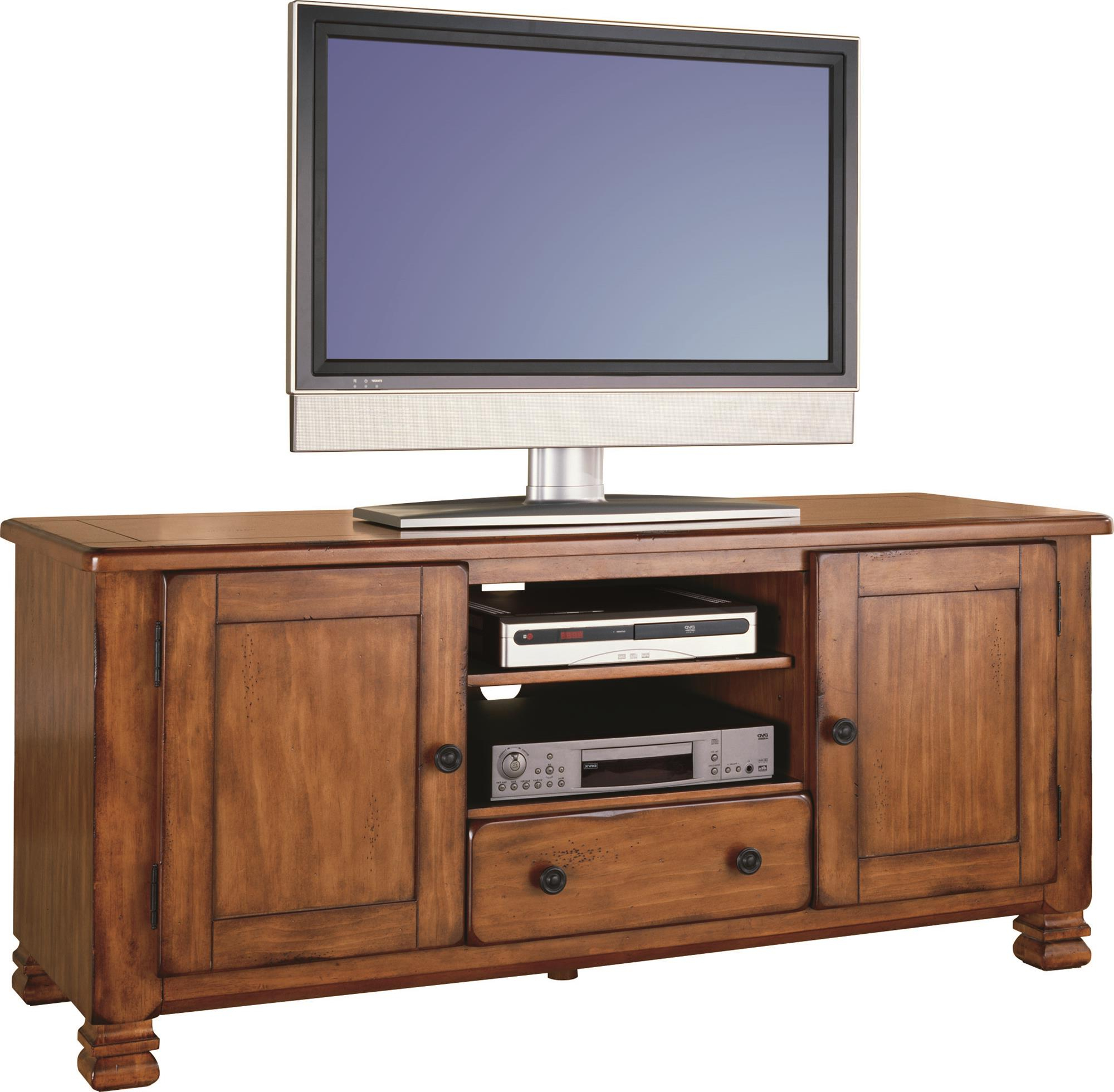 Ameriwood Home Summit Mountain Wood Veneer Tv Stand For Throughout Indi Wide Tv Stands (View 2 of 20)
