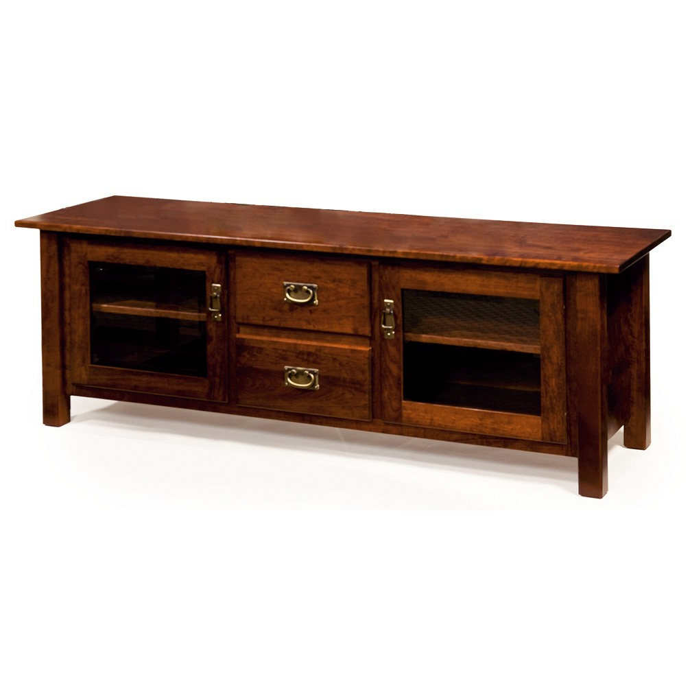 Amish Mission Plasma Tv Stand – Entertainment – Living Throughout Lancaster Small Tv Stands (View 10 of 20)