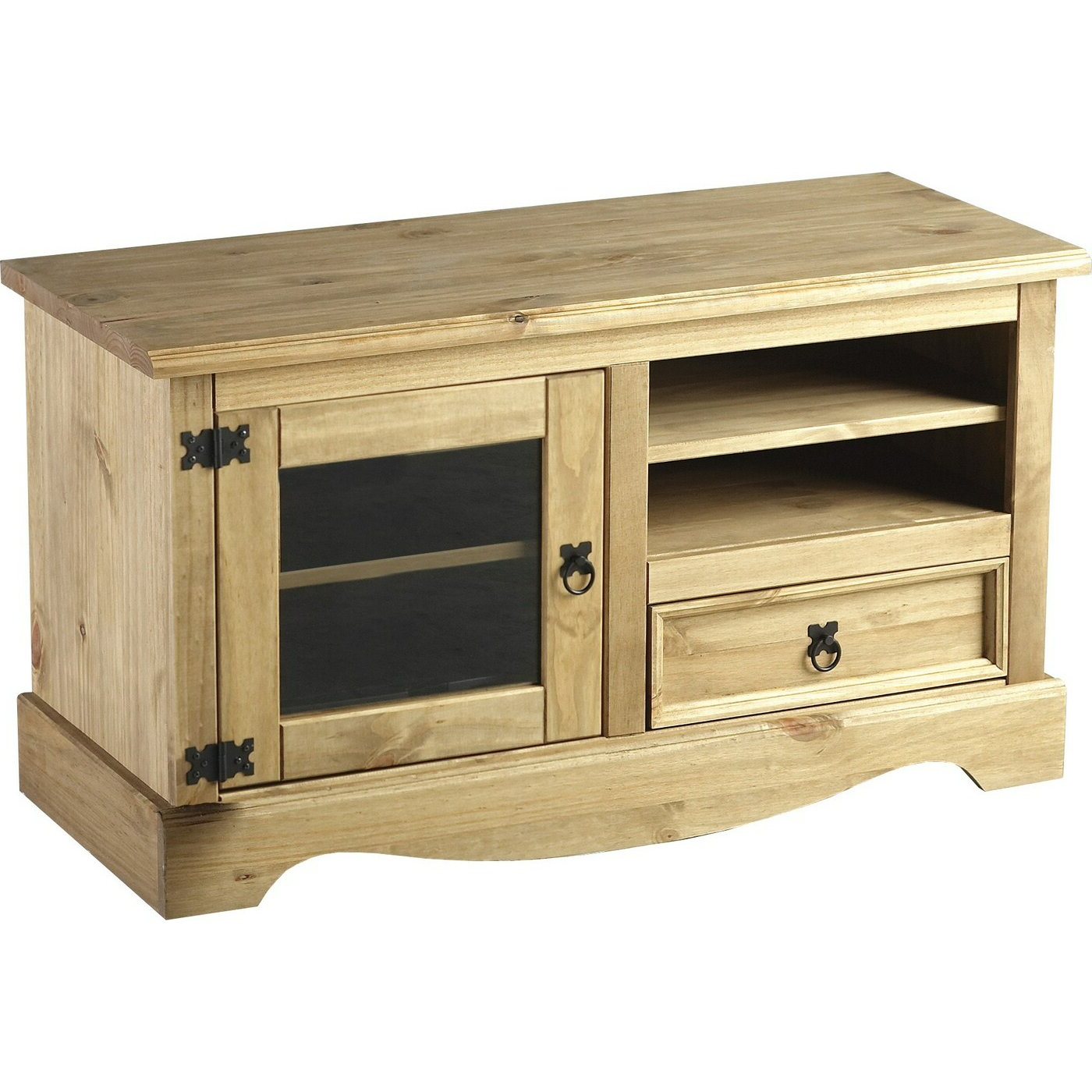 """Andover Mills Corona Tv Stand For Tvs Up To 42"""" & Reviews Pertaining To Corona Corner Tv Stands (View 12 of 20)"""
