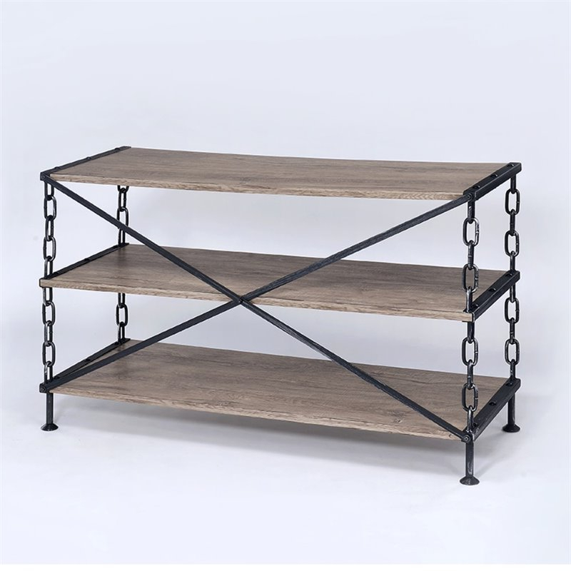 Antique Tv Stands   Cymax Within Martin Svensson Home Elegant Tv Stands In Multiple Finishes (View 11 of 20)