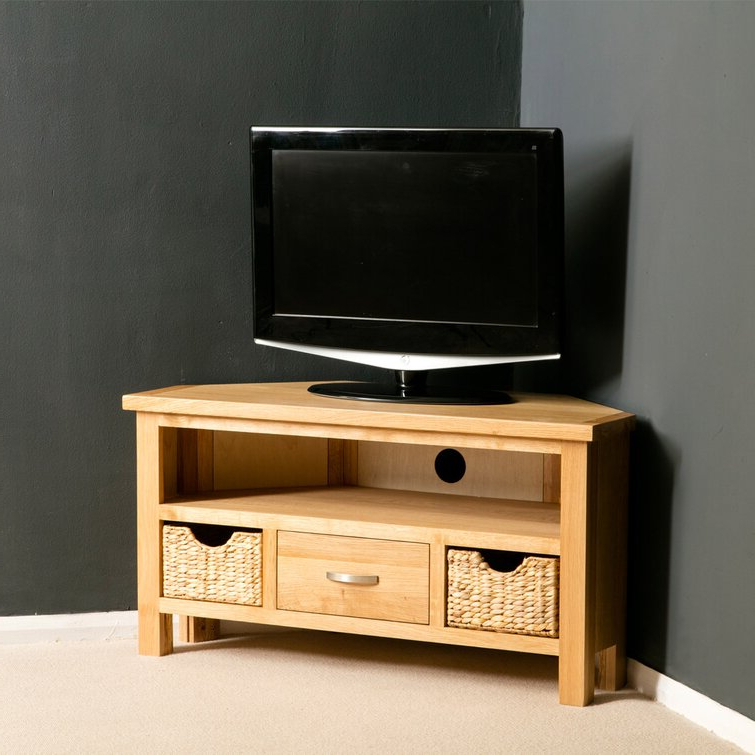 """August Grove Adrianne Tv Stand For Tvs Up To 43"""" & Reviews Inside Maubara Tv Stands For Tvs Up To 43"""" (View 10 of 20)"""