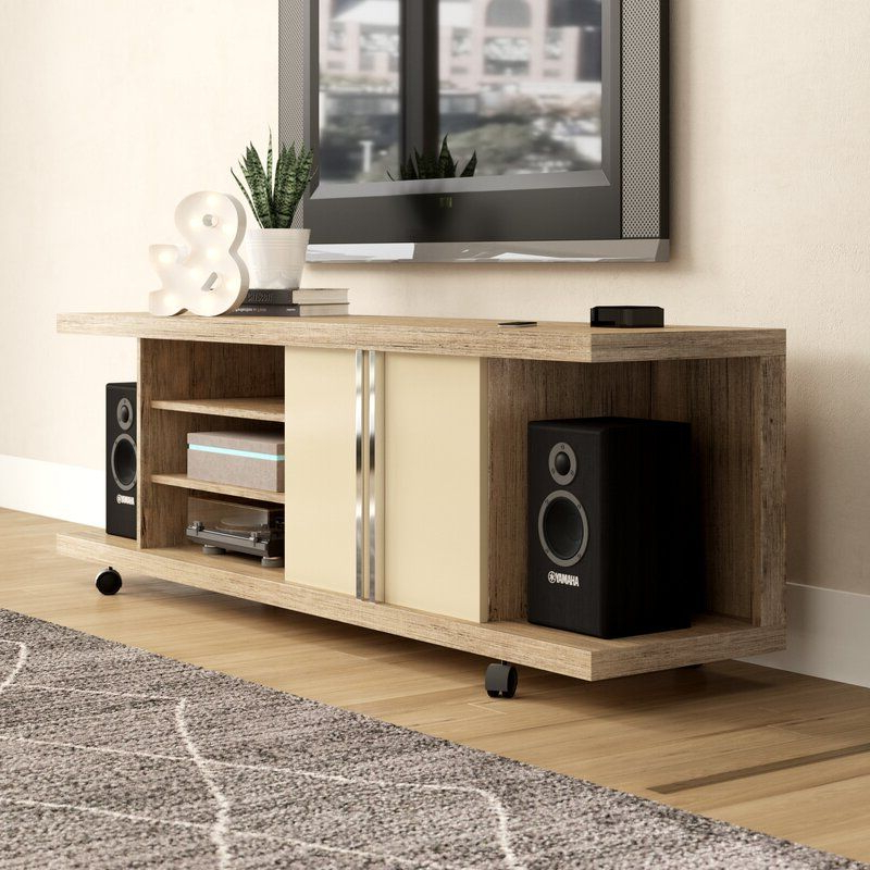 """Austwell Tv Stand For Tvs Up To 78"""" In 2020   Tv Stand Inside Tenley Tv Stands For Tvs Up To 78"""" (View 10 of 20)"""