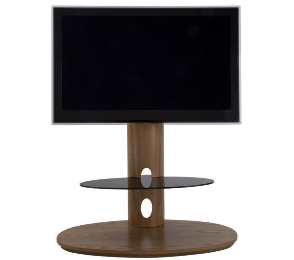 Avf Chepstow 930 Mm Tv Stand – Oak   Glass Tv Stand With Bromley Oak Corner Tv Stands (View 18 of 20)