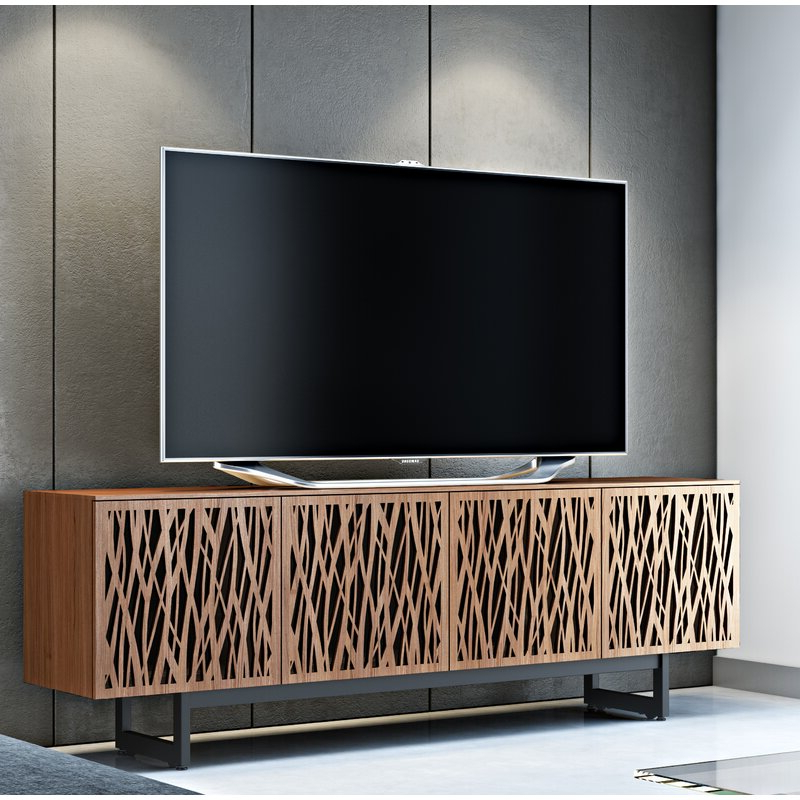 """Bdi Usa Elements Tv Stand For Tvs Up To 88 Inches With Gosnold Tv Stands For Tvs Up To 88"""" (View 7 of 20)"""