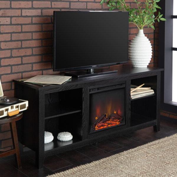 "Beachcrest Home Sunbury Tv Stand For Tvs Up To 60"" With For Sunbury Tv Stands For Tvs Up To 65"" (View 9 of 20)"