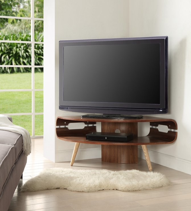 Bedroom Corner Tv Cabinet – Woven Paths Modern Farmhouse For Woven Paths Transitional Corner Tv Stands With Multiple Finishes (View 5 of 20)