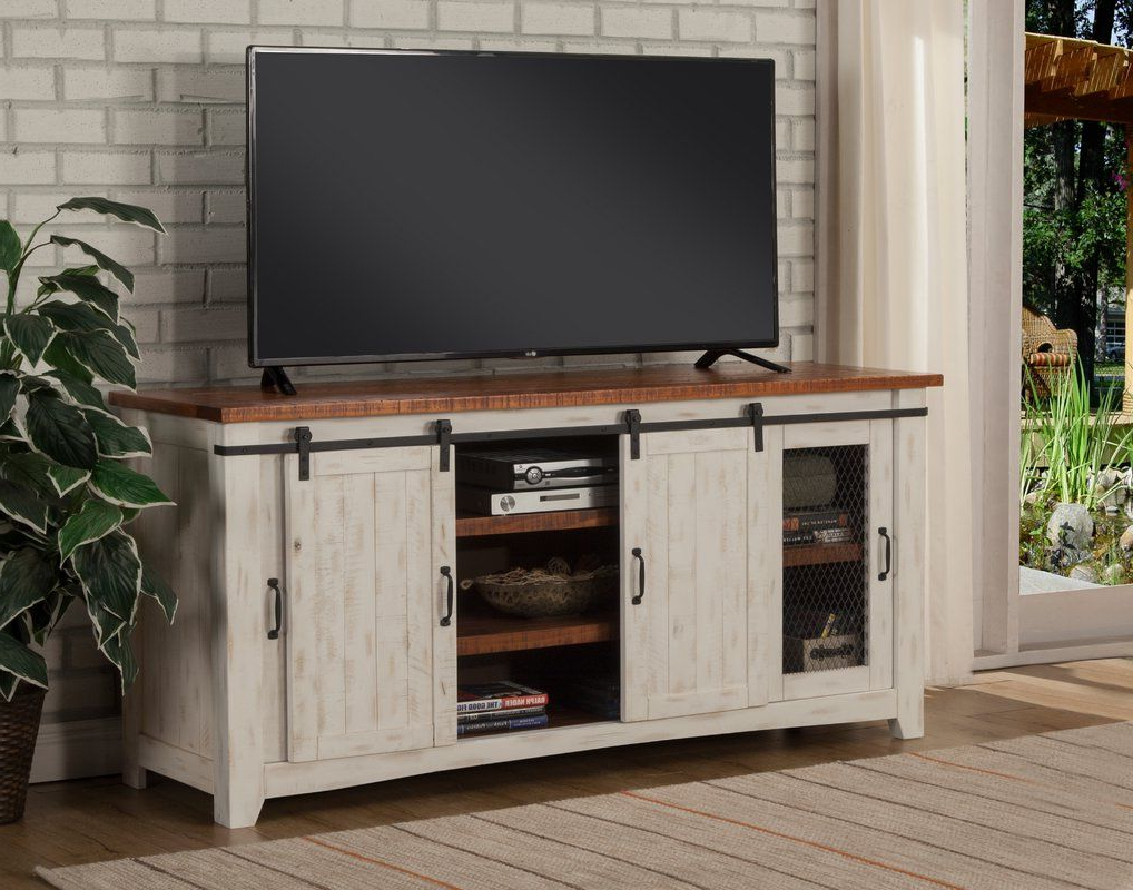 """Belen Tv Stand For Tvs Up To 70"""" & Reviews 