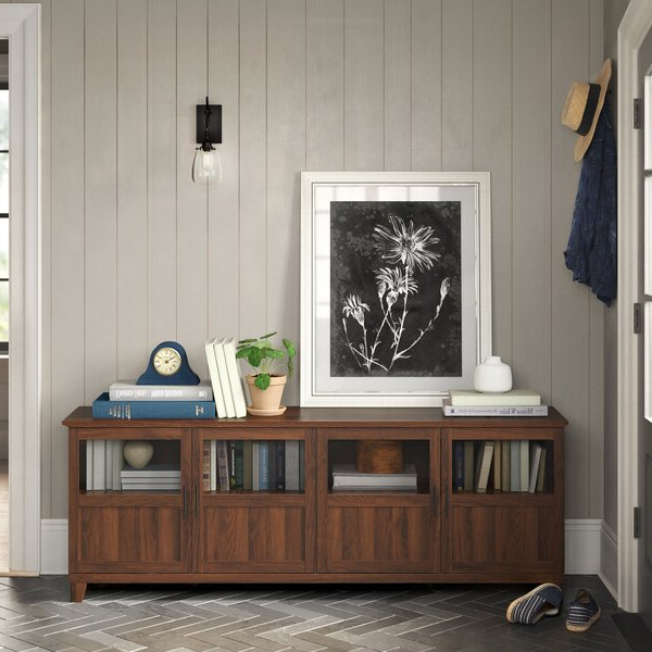 """Bernardston Tv Stand For Tvs Up To 78"""" & Reviews   Birch Lane For Grandstaff Tv Stands For Tvs Up To 78"""" (View 6 of 20)"""