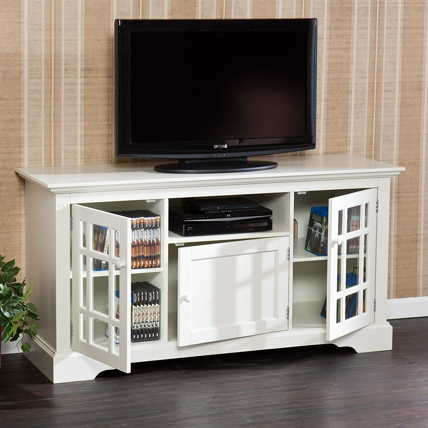 Best Coastal Tv Stands! Discover The Top Rated Beach Tv Throughout Hannu Tv Media Unit White Stands (View 14 of 20)