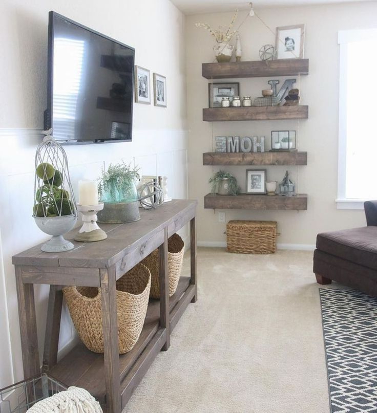 Best Minimalist Farmhouse Tv Stand Ideas For Your Living Throughout Fulton Corner Tv Stands (View 14 of 20)