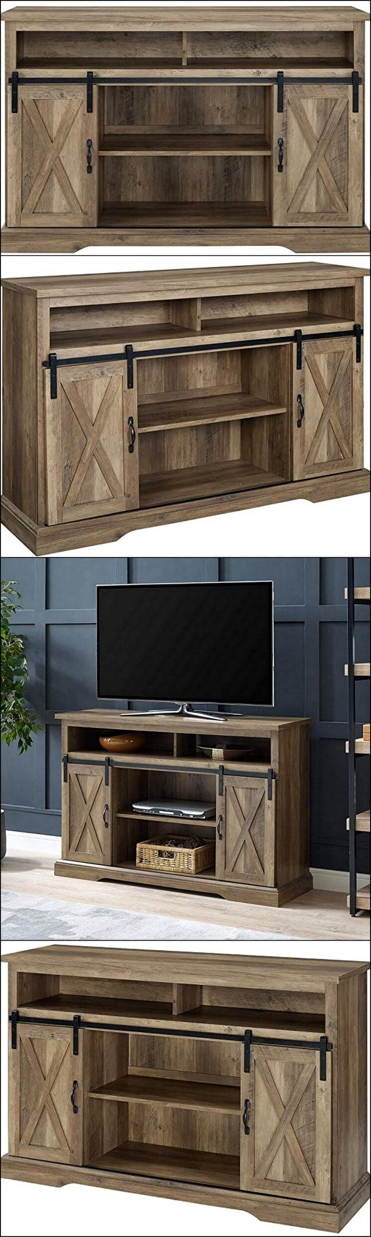 """Best Rustic Tv Stands To Decor Your Living Rooms 