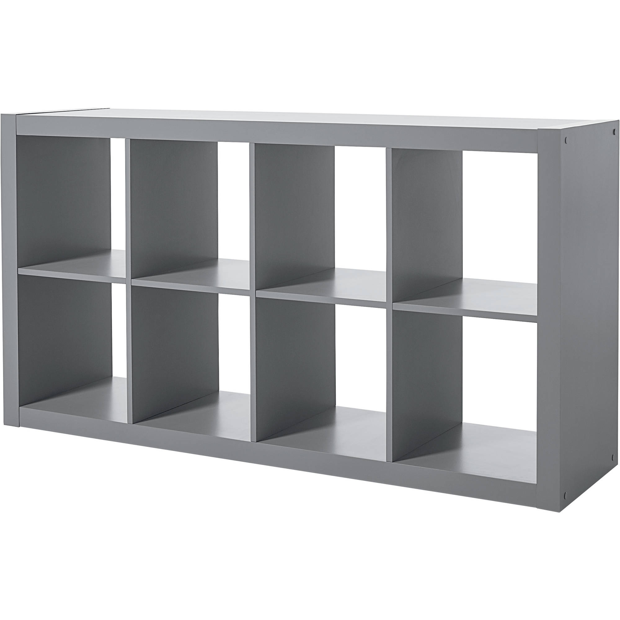 Better Homes And Gardens 8 Cube Organizer, Multiple Colors For Mainstays 4 Cube Tv Stands In Multiple Finishes (View 10 of 20)
