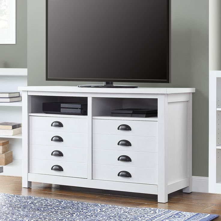 """Better Homes & Gardens Granary Modern Farmhouse Tv Stand Inside Stamford Tv Stands For Tvs Up To 65"""" (View 18 of 20)"""