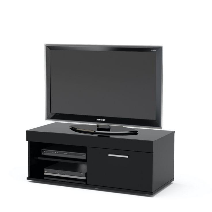 Birlea Edgeware Small Tv Unit, Black   Living Room, Tv Throughout Edgeware Tv Stands (View 1 of 20)