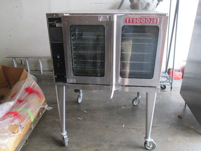 Blodgett Hv100g/aa Hydrovection Gas Convection Oven W In Boahaus Dakota Tv Stands With 7 Open Shelves (View 1 of 15)