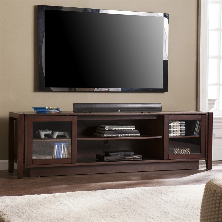 Boston Loft Furnishings Brakeford Espresso Tv Cabinet At Within Boston Tv Stands (View 15 of 20)